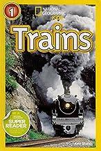 Trains (4 Paperback/1 CD)