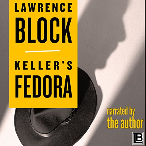 Keller's Fedora audiobook cover art