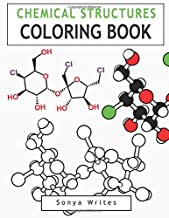 Chemical Structures Coloring Book