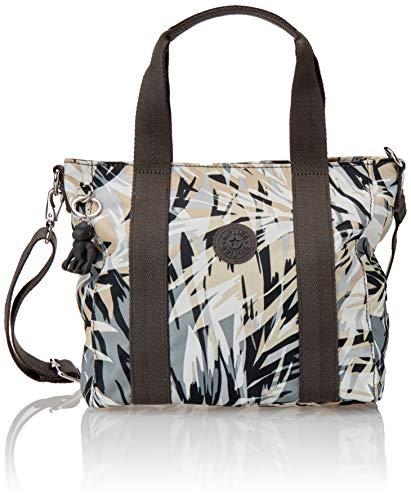 Kipling Asseni Mini Tote Bag, Urban Palm