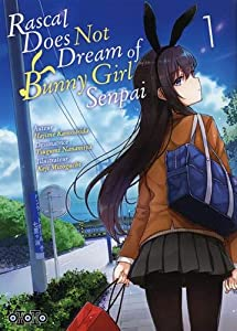 Rascal Does Not Dream of Bunny Girl Senpai Edition simple Tome 1