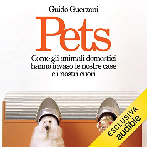 Pets audiobook cover art