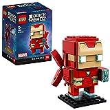 LEGO Brickheadz - Iron Man MK50 - 41604 - Jeu de Construction