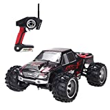 Babrit RC Cars, F9 2.4 GHz 4WD High Speed 50KM/H 1:18 Scale RC Cars Fast Race RC Cars Remote Control Trucks Racing Vehicle