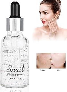 カタツムリ液美容液,天然物質 モイスチャライジングエッセンス 深く潤いを与え 粗大毛穴を縮める 肌の弾力性を改善し 締め付け