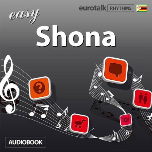 Rhythms Easy Shona audiobook cover art