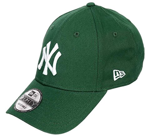 New Era Herren Cap League Essential 940 Neyyan, 80337644, Green, One-size-fitts-all