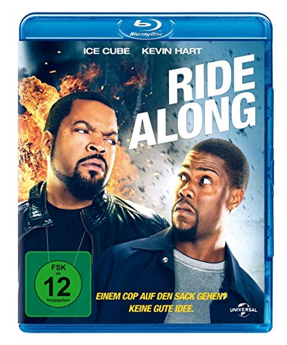 Ride Along [Blu-ray]
