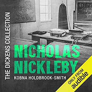 Nicholas Nickleby cover art