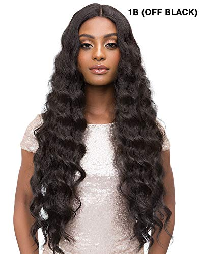 Janet Collection Swiss Lace Extended Part Deep JULIANA Wig (GOLDEN BLONDE)