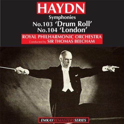 Royal Philharmonic Orchestra and Sir Thomas Beecham