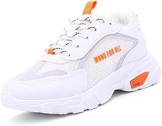 de4411e8be2 DAZISEN Women Sneakers - Fashion Casual Comfortable Sports Running Fitness  Shoes