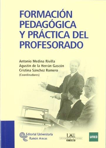 Formacion pedagogica y practica del profesorado (Manuales)
