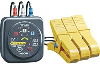 Hioki PD3129-10 Non-Metal Contact Phase Detector