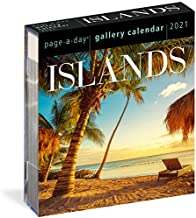 Islands Page-A-Day Gallery Calendar 2021