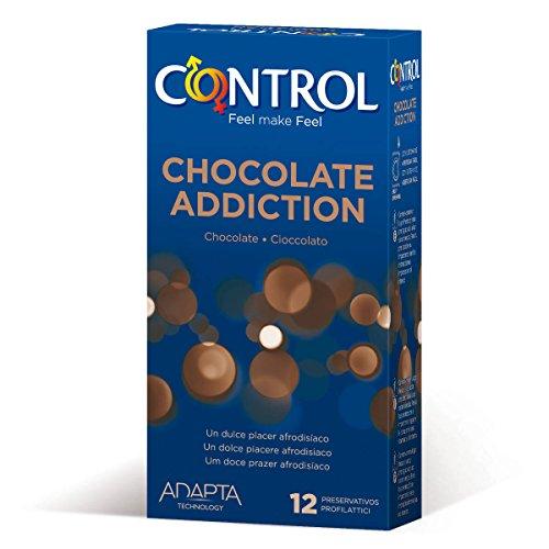 Control Preservativos Adapta Chocolate Addiction x12