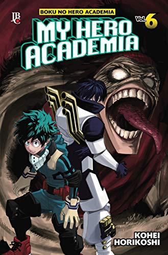 My Hero Academia vol. 06