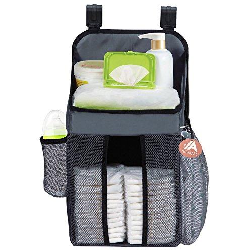 Hanging Diaper Organizers Fits All Crib Strollers Playards Nursery Storage