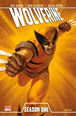 WOLVERINE SEASON ONE de Salva Espin