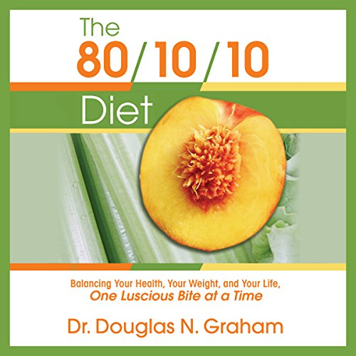 The 80/10/10 Diet audiobook cover art