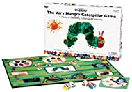 Children will love this classsic board game based on the well known book The object is be the first to get your caterpillar round the board having collected the required food pieces This game helps with counting, colour recognition & fine motor skill...