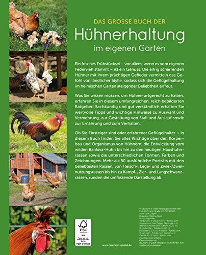 Das große Buch der Hühnerhaltung im eigenen Garten: Pflege, Haltung, Rassen - 6