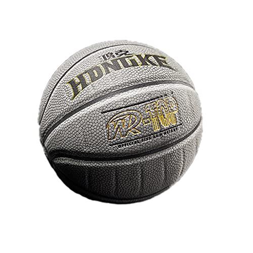 Spezieller Basketball Für Spiele Für Erwachsene Größe 7 Basketball Indoor- Und Outdoor-Basketball Hohe Elastizität Und Verschleißfestigkeit Standardgröße 7 Basketball, Verschleißfester Blauer Ball