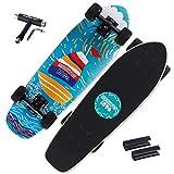 VOMI Skateboard Komplettboard Mit ABEC-9...