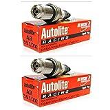Autolite (2) AR3910X Predator 212cc High Performance Race Spark Plug Animal Racing GoKart