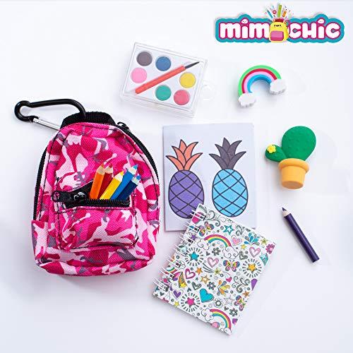 Cefa Toys- Mimochic Mini Mochila Sorpresa (640), color/model