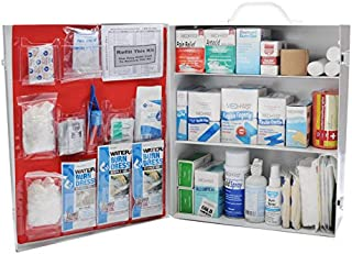 Restaurant First Aid Kit with ANSI 2015 Requirements