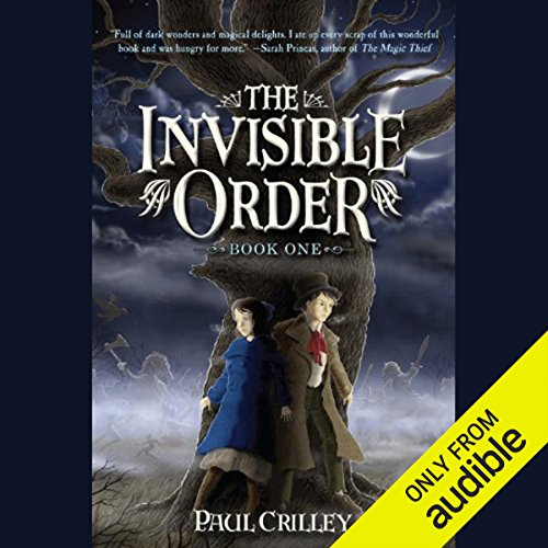 The Invisible Order  audiobook cover art