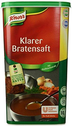 Knorr klarer Bratensaft Insula 1 kg, 1er Pack (1 x 1 kg)
