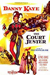 Danny Kaye | Glynnis Johns | Angela Lansbury | The Court Jester | Singing. Dancing. Jousting. He's a master juggler.