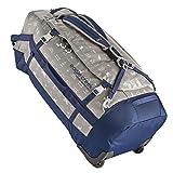 Eagle Creek Cargo Hauler Wheeled Duffel Bag 130L, Split Roller Bag, Foldable Travel Bag with Wheels, Weather...