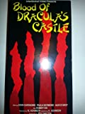 The Blood of Dracula's Castle VHS