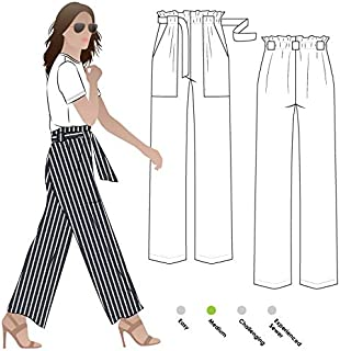 Style Arc Sewing Pattern - Thea Pant (Sizes 04-16) - Click for Other Sizes Available