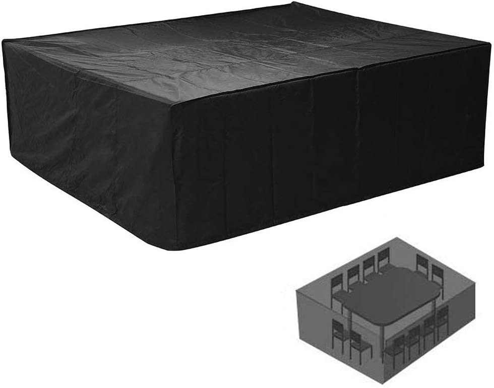 FLYMEI Free Shipping New Outdoor Furniture Sectional Covers Cover Patio Be super welcome
