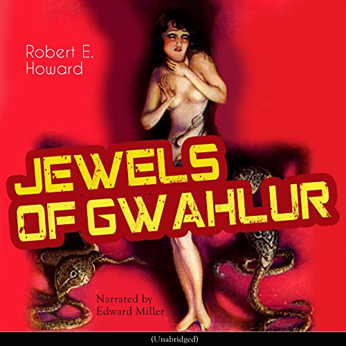 Jewels of Gwahlur audiobook cover art
