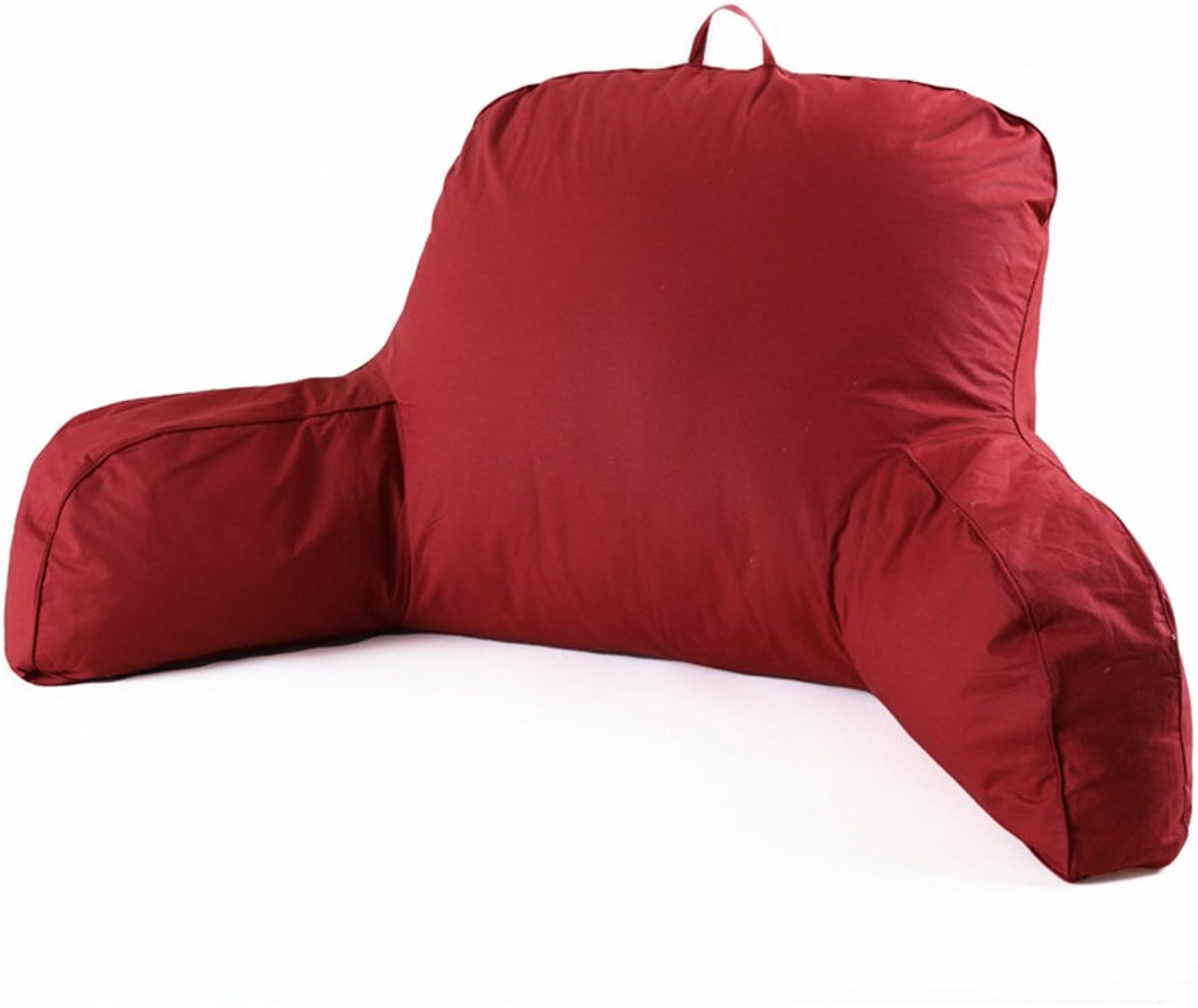 MIAOLIDP Coton Coussin De Taille Canapé-Lit Appui-Tête Dossier Pad Coussin De Taille Chaise De Bureau Lumbar (Couleur   B)