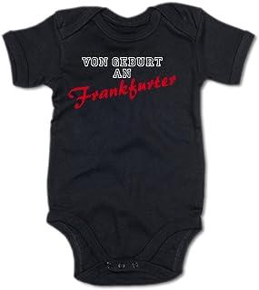 G-graphics Baby Body Von Geburt an Frankfurter 250.0095