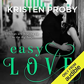 Easy Love                   By:                                                                                                                                 Kristen Proby                               Narrated by:                                                                                                                                 Sebastian York,                                                                                        Rachel Fulginiti                      Length: 8 hrs and 10 mins     3,310 ratings     Overall 4.3