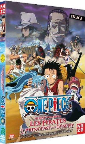 One Piece-Le Film 8 : Episode d'Alabasta : Les Pirates et la Princesse du Désert