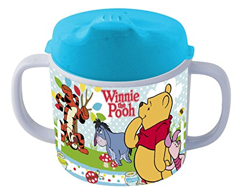 P : OS 68939 Disney Winnie l'Ourson Tasse d'apprentissage, Mélamine/ABS, 200 ml