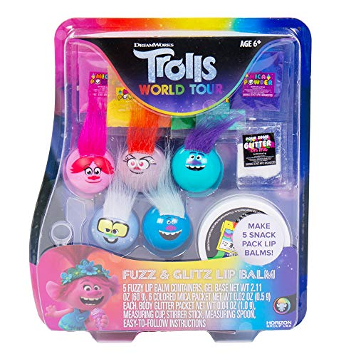 Trolls World Tour Scrunchie Maker by Horizon Group USA. Create 12 Personalized...