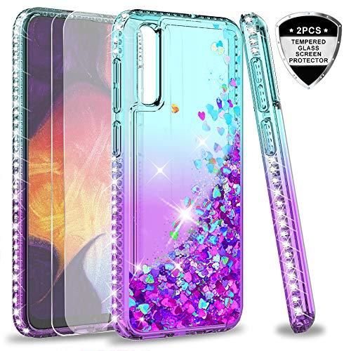LeYi Custodia iPhone XR con Pellicola Vetro Temperato [2 Pack