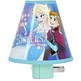 Disney Frozen Sisters are Magic LED luz nocturna