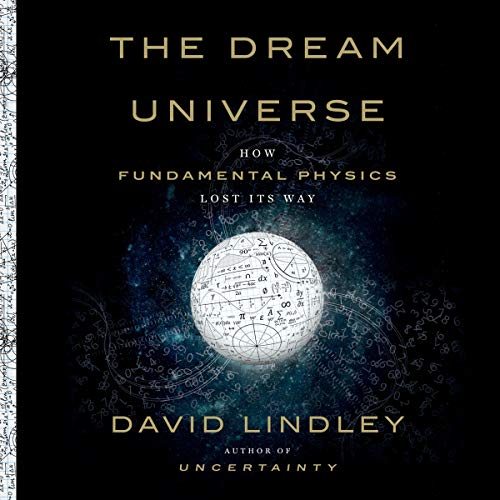 The Dream Universe audiobook cover art