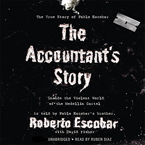 The Accountant's Story audiobook cover art