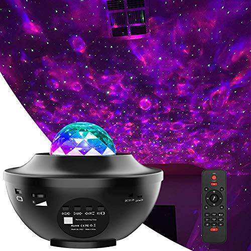 proyector galaxia de la marca Homcasito
